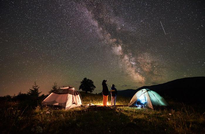 長野キャンプ/楽しみ方