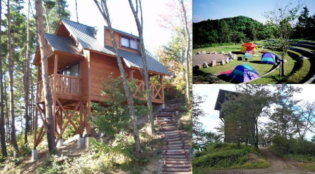 天平の森オートキャンプ場